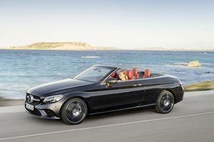 Mercedes-Benz sắp trình làng loạt C-Class mới