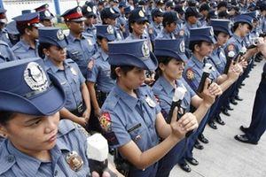 Philippines sa thải gần 400 cảnh sát
