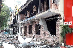 Vụ nổ kinh hoàng tại nhà hàng ở Nghệ An: Nhà rung bần bật, ngỡ là động đất