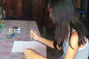 Bắt khẩn cấp nghi phạm dùng vũ lực khống chế, cưỡng bức bé gái 13 tuổi