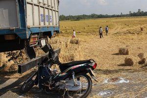 Tai nạn giao thông, người phụ nữ 33 tuổi tử vong