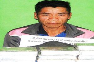 Bắt đối tượng Lào vận chuyển 10 bánh heroin về Việt Nam tiêu thụ