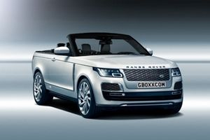 Land Rover sẽ phát triển thêm phiên bản Range Rover mui trần?