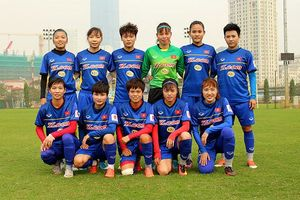 Tuyển nữ Việt Nam sang Đức tập huấn vì mục tiêu World Cup