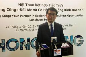 Hồng Kông có thể 'lấn sân' Nhật Bản xây dựng hạ tầng tại Việt Nam