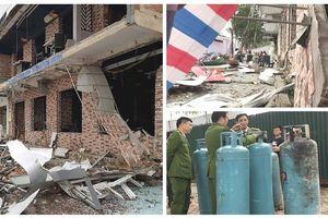 Xác định nguyên nhân vụ nổ rung chuyển khu phố tại Nghệ An