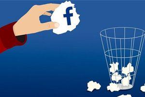 Cách xóa tài khoản Facebook vẫn giữ được toàn bộ dữ liệu