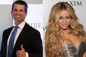 Cậu cả nhà ông Trump bị vợ ly hôn vì ngoại tình?