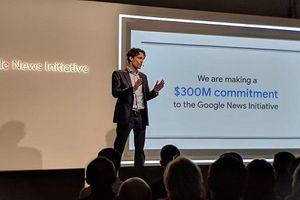 Google News Initiative chính là động thái đối phó với tin giả của Google