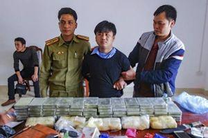 Phá đường dây vận chuyển ma túy xuyên quốc gia