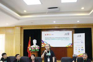Triển lãm & Workshop Mỹ thuật quốc tế 'Kết nối tháng 3 Hà Nội 2018'