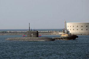 Khám phá tàu ngầm 'yên lặng' nhất của Hải quân Nga