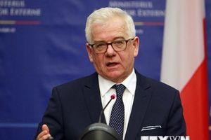 Ba Lan chỉ trích EU áp 'tiêu chuẩn kép' với các nước thành viên