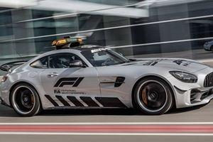 Mercedes GT-R được dùng làm 'Xe an toàn' cho giải đua F1