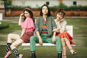 Hoàng Oanh tiết lộ hậu trường tập luyện cực khổ cho vai diễn Dung đại ca