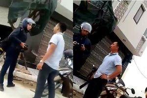 Ghi hình xe quá tải ở Bình Định, phóng viên bị côn đồ cầm dao dọa giết