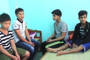 Truy bắt đối tượng lừa 6 thanh, thiếu niên đưa sang Trung Quốc