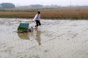 Người nông dân đam mê chế tạo