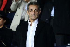 Cựu Tổng thống Pháp Sarkozy bị truy tố vì nhận tiền bất hợp pháp
