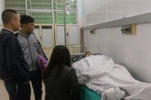 Hải Phòng: Thiếu tá CSGT bị đối tượng vi phạm giao thông đâm trọng thương