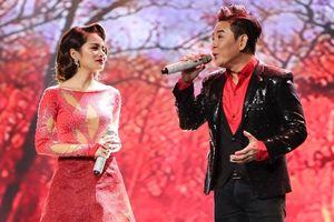 Đoàn Việt Phương - Hà Thu tỏa sáng trên sân khấu Thần tượng Bolero, 'đốn tim' danh ca Giao Linh
