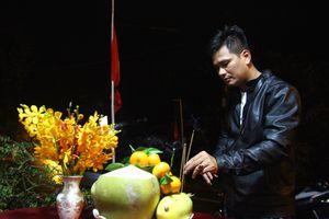Người dân Tân Thông Hội lập bàn thờ tưởng nhớ nguyên Thủ tướng Phan Văn Khải