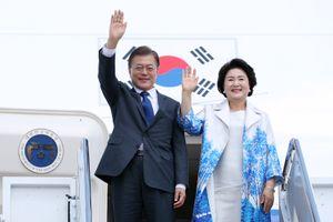 Củng cố mối quan hệ hợp tác chiến lược Việt – Hàn