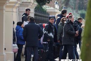 Đại sứ quán Nga tại Anh bị ảnh hưởng nặng vì vụ trục xuất