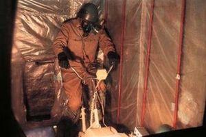 Bí ẩn nhà khoa học Liên Xô trúng độc Novichok