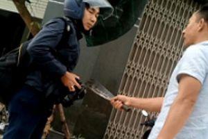 Công an Bình Định vào cuộc vụ PV Dân Việt bị dọa giết khi tác nghiệp