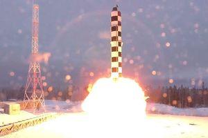 Cần ít nhất 500 tên lửa để chặn tên lửa Sarmat của Nga