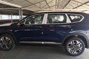 Hyundai SantaFe 2019 đầu tiên đã về Việt Nam