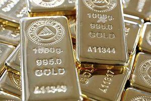 Giá vàng lên đỉnh 2 tuần do lo ngại chiến tranh thương mại Mỹ-Trung