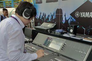 Yamaha giới thiệu loạt mixer kỹ thuật số tại Demo Prosound 2018