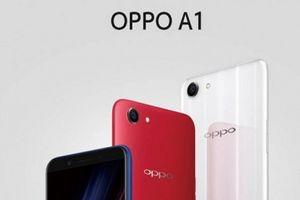 Oppo A1 ra mắt: Màn hình FullView, nhận diện khuôn mặt, giá cả phải chăng