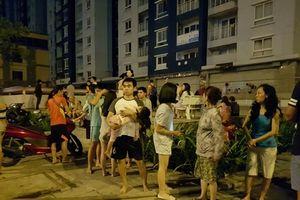 Vụ cháy chung cư Carina Plaza: Nhân chứng bàng hoàng kể lại