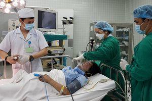 Hầu hết nạn nhân vụ cháy chung cư ở Sài Gòn bị bỏng hô hấp nặng