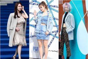 Seoul Fashion Week 2018: Chứng kiến màn so kè style đầy ấn tượng của dàn mỹ nhân nhiều thế hệ