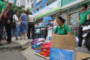 Ấm lòng trước hành động đẹp giữa cơn hỏa hoạn làm chết 13 người ở Sài Gòn