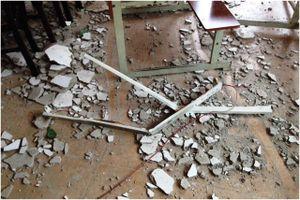 Vụ sập trần trường THPT Trần Nhân Tông (Hà Nội), ai chịu trách nhiệm?