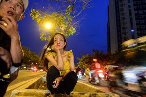 Đêm loay hoay tìm chỗ ngủ của cư dân Carina Plaza