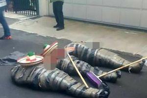Đặc trưng của mafia Mexico: Mồ chôn tập thể