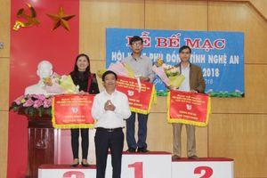 Nghệ An: Hội khỏe Phù Đổng thúc đẩy phong trào thể thao học đường phát triển