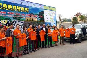Kết nối hành trình qua các kinh đô Việt Nam – Lào qua loại hình du lịch caravan