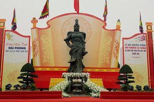 Hải Phòng: Lễ hội Nữ tướng Lê Chân – niềm tự hào của người dân thành phố Cảng