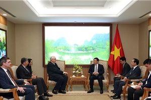 Tập đoàn Jardines Matheson tham gia tái cơ cấu DNNN và ngân hàng Việt Nam