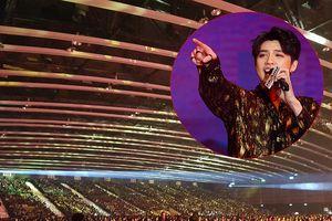 5.000 khán giả Hồng Kông phấn khích với màn trình diễn của Noo Phước Thịnh