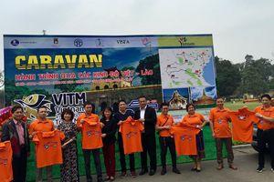 Ra mắt tuyến du lịch bằng xe tự lái 'Hành trình qua các kinh đô Việt - Lào'