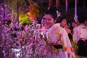 Khai mạc Lễ hội giao lưu văn hóa Nhật Bản 2018 tại Hà Nội