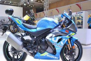 Siêu môtô Suzuki Hayabusa và GSX-R1000R giảm giá mạnh